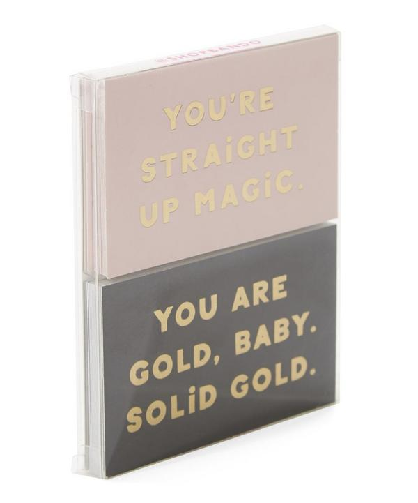 Compliment Card Set
