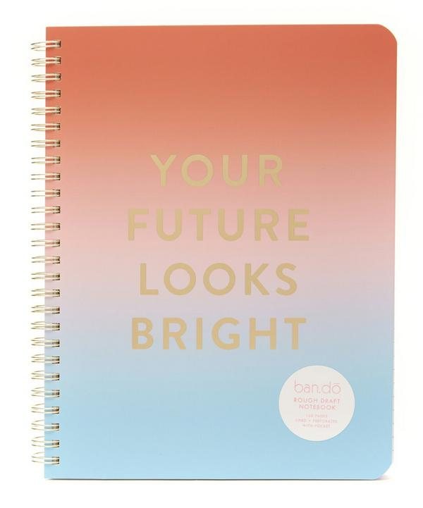 Your Future Looks Bright Notebook