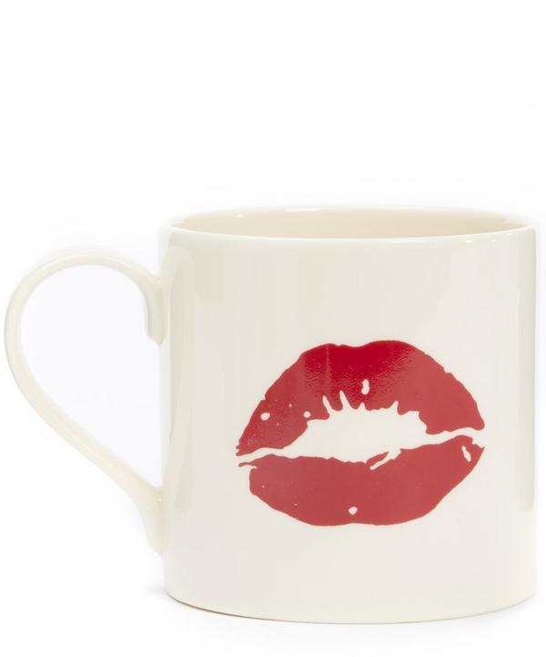 Kiss Me Lips Mug