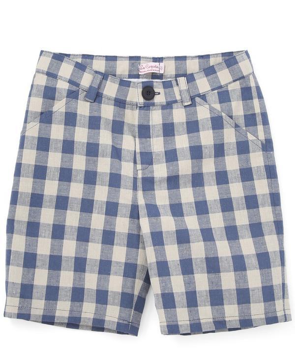 Ajalvir Bermuda Shorts