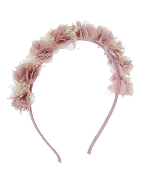 Iria Flower Hairband