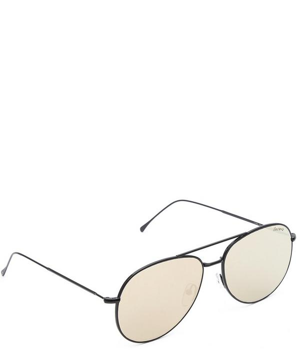 Linate Aviator Sunglasses