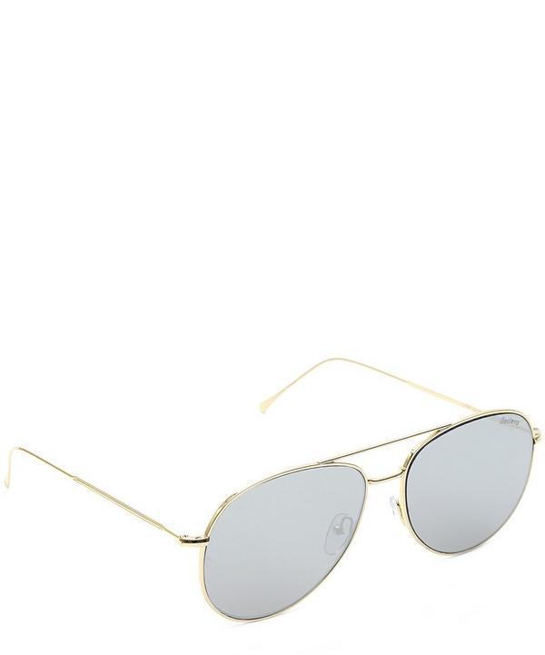 Linate Aviator Sunglasses