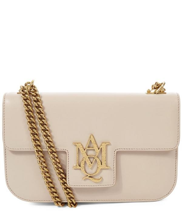 Insignia Chain Satchel