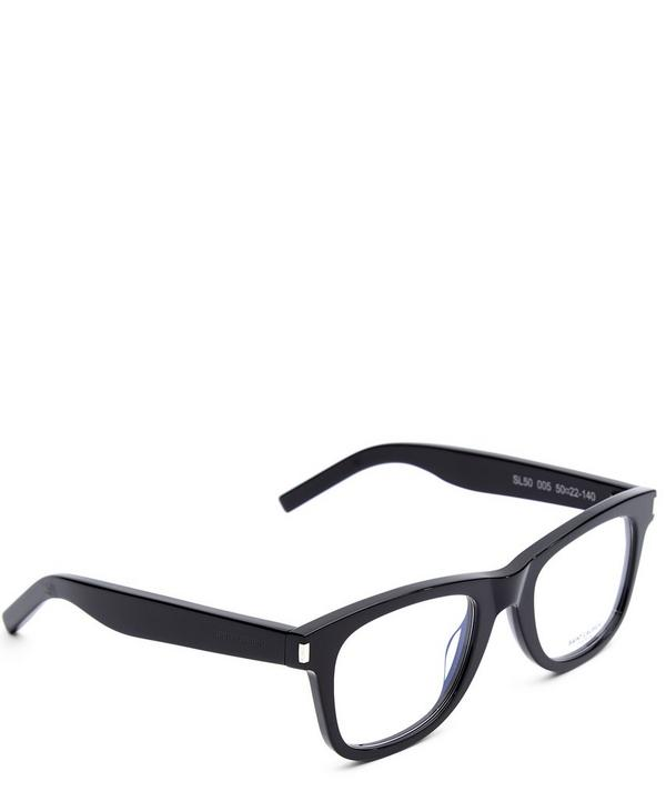 SL 50 Rectangular Glasses