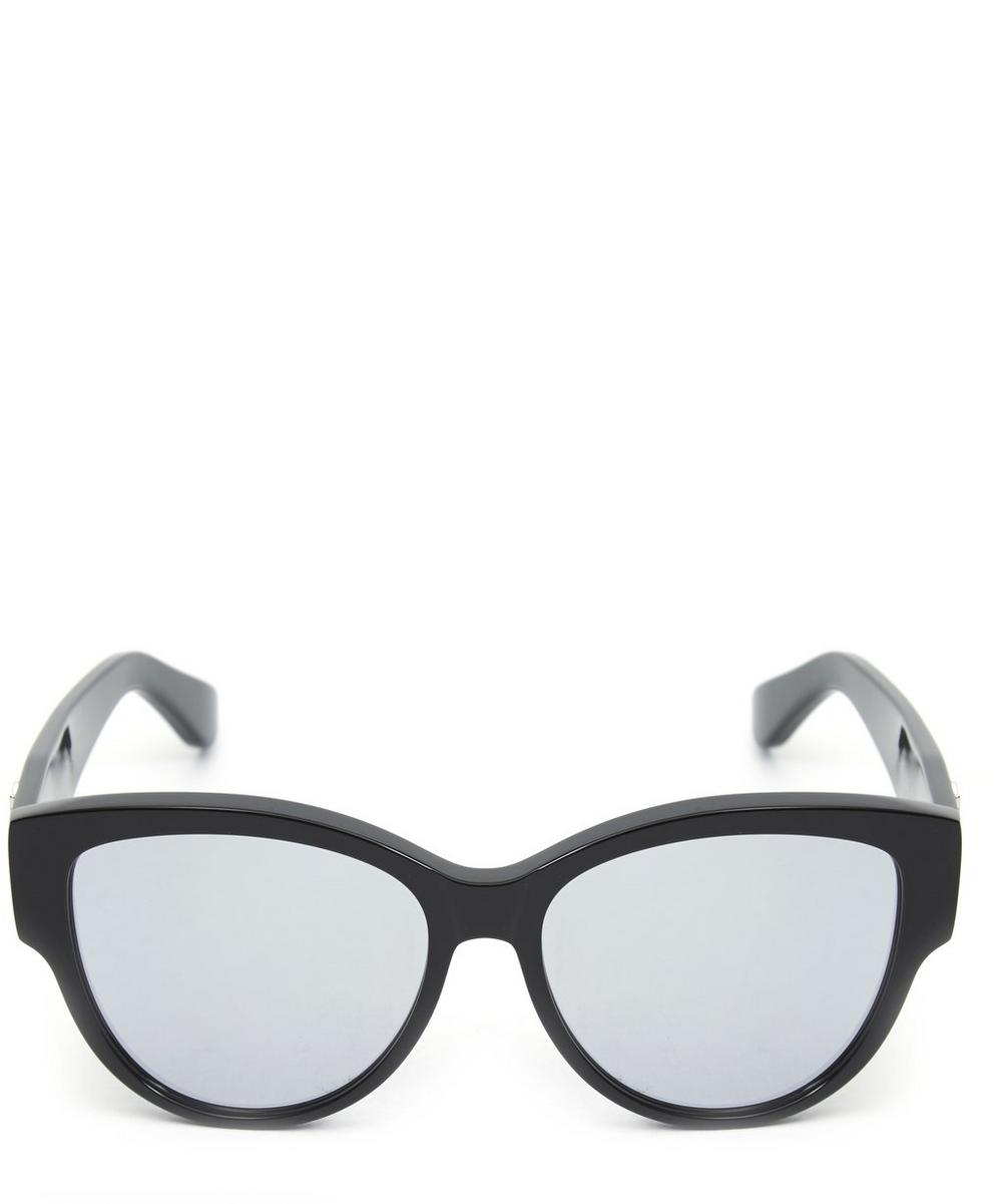 M3-003 Chunky Cat-Eye Glasses