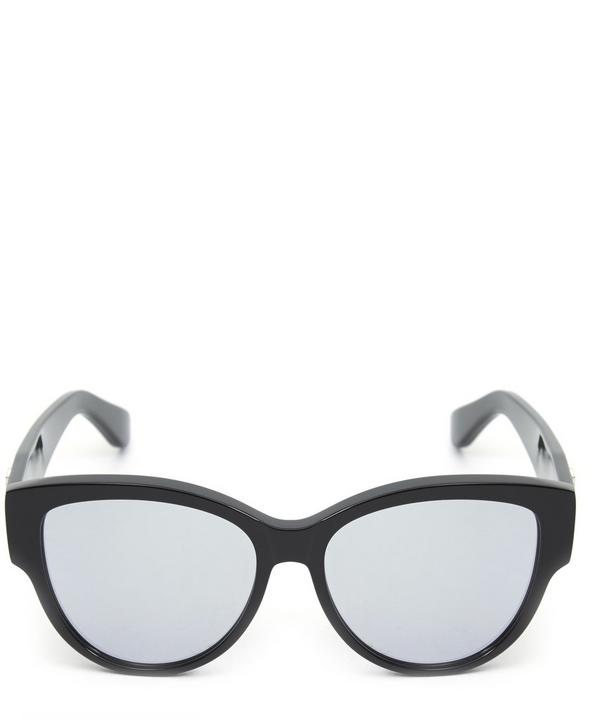 M3-003 Chunky Cat-Eye Glasses