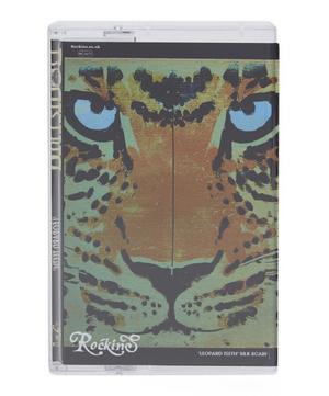 Leopard's Teeth Super Skinny Silk Scarf