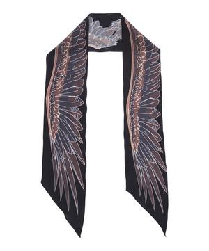 Wings Classic Skinny Scarf