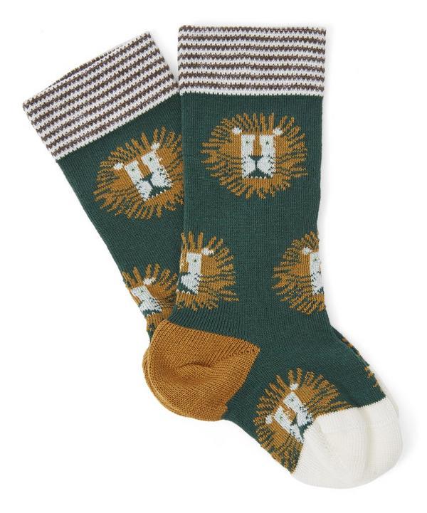 Mini Fish Knee High Socks