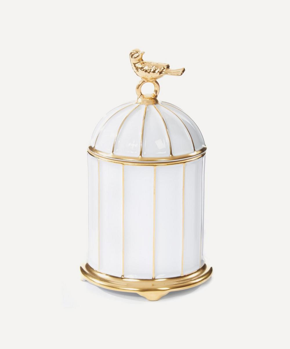 Birdcage Candle