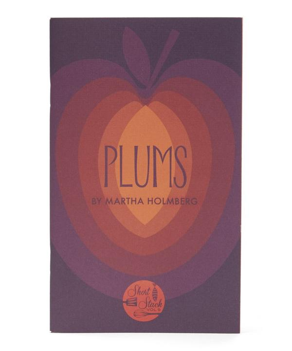 Plums by Martha Holmberg