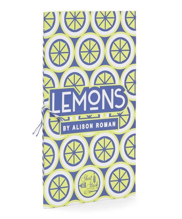 Lemons by Alison Roman