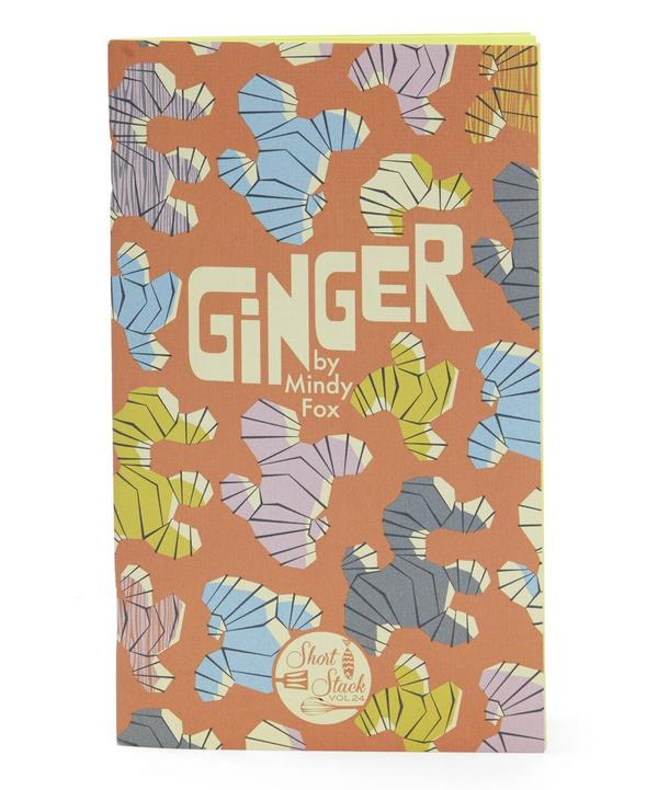 Ginger by Mindy Fox