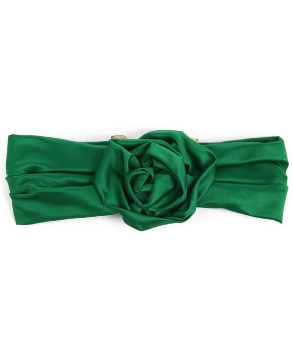 Rosette Turban Headwrap