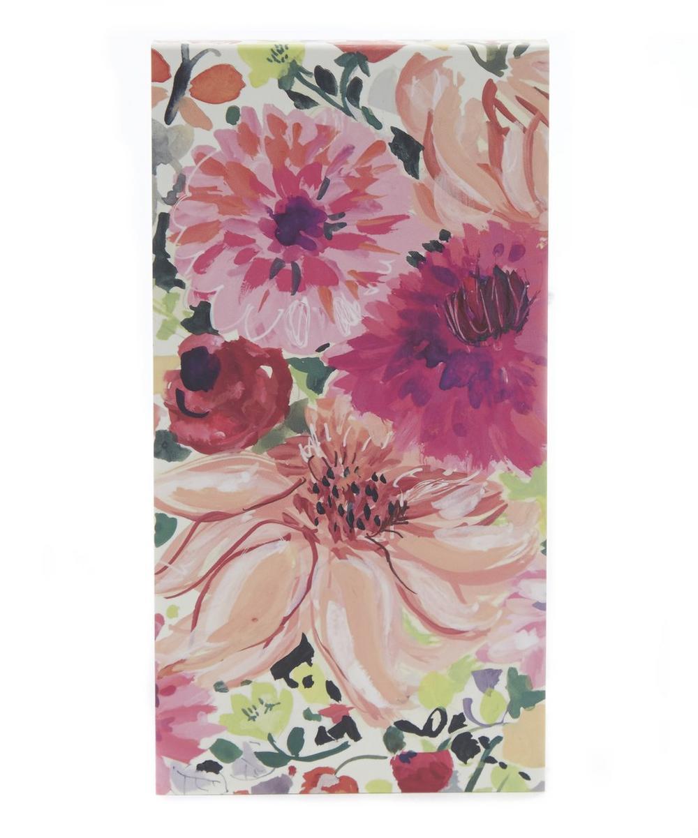 Dahlia Large Notepad