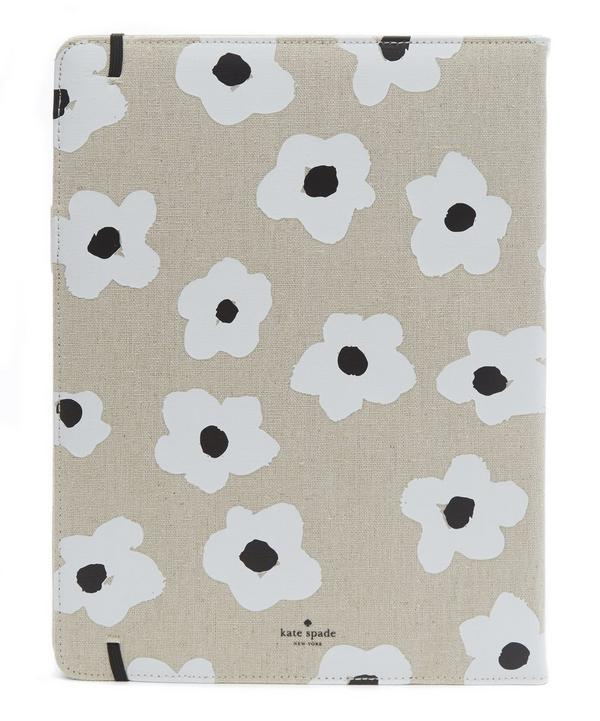Faye Floral Folio Notepad