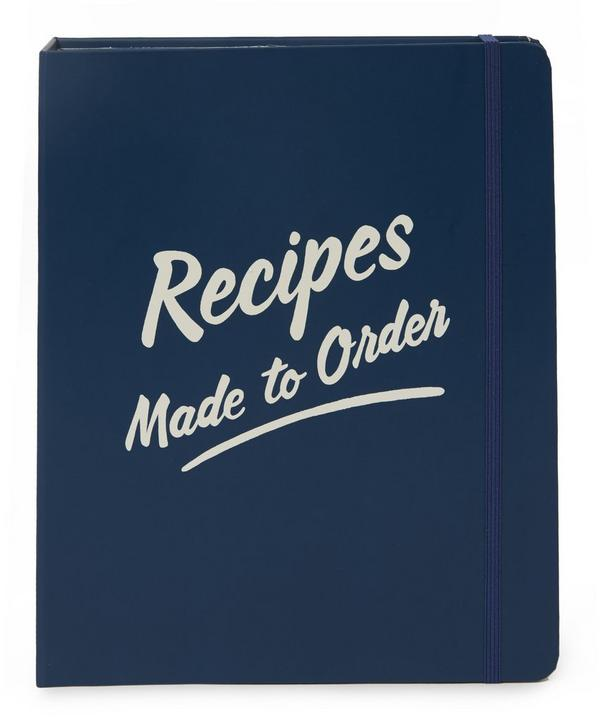 Orders Up Recipe Book