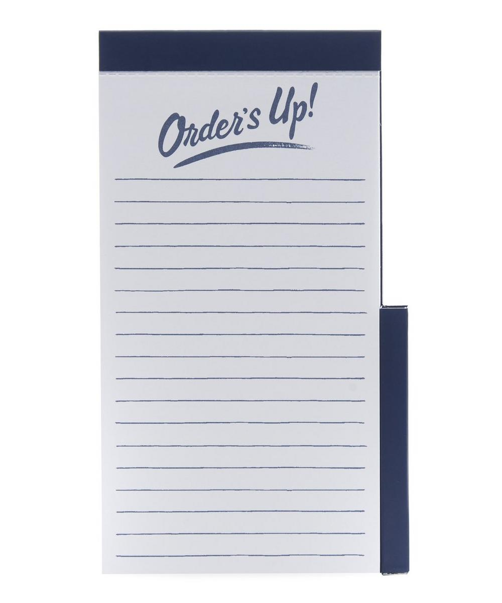 Orders Up Refrigerator Notepad