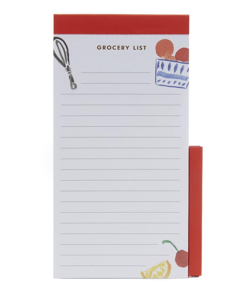 Pretty Pantry New York Refrigerator Notepad