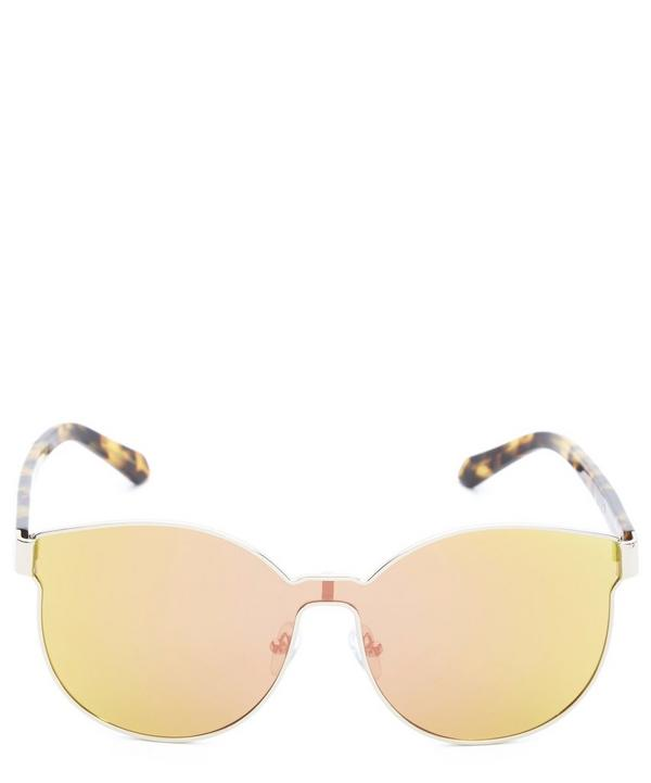 Star Sailor Mirrored Lens Sunglasses