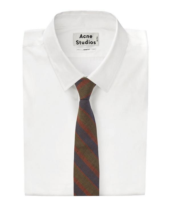 Carlton Diagonal Stripe Tie
