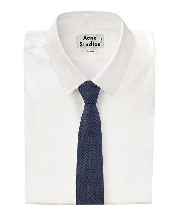 Cromer Melange Woven Tie