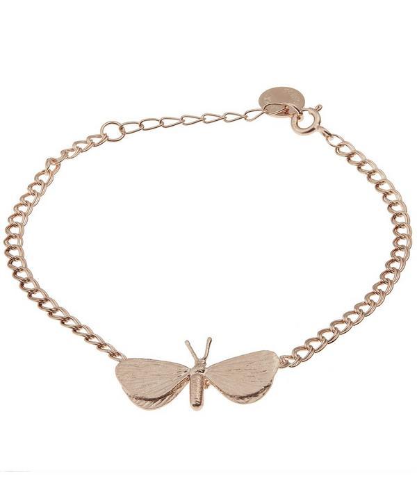 Drab Looper Moth Bracelet