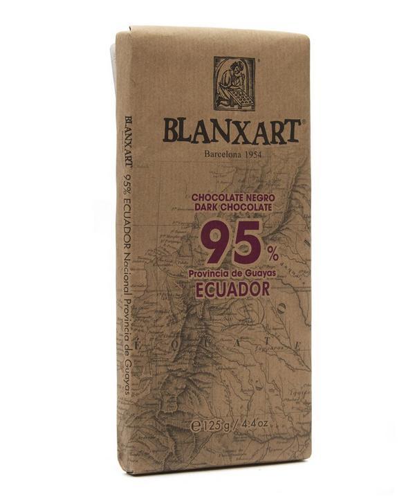 95% Ecuadorian Dark Chocolate 125g