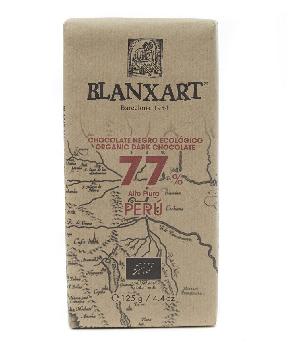 77% Dark Peru Chocolate Bar