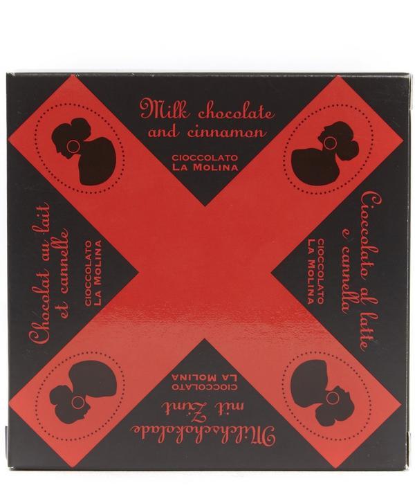 Milk Chocolate Bar with Cinnamon 40g
