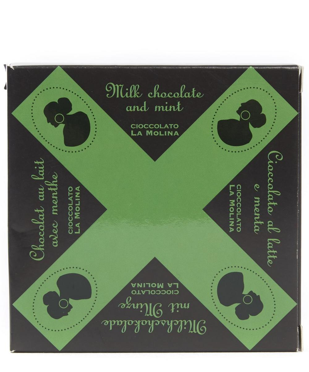 Milk Chocolate Bar with Mint 40g