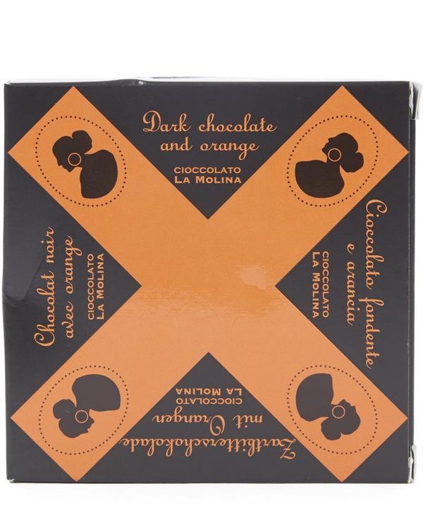 Dark Chocolate Bar with Orange