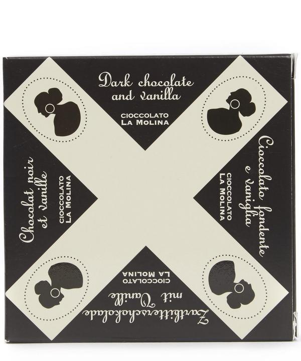 Dark Chocolate Bar with Vanilla