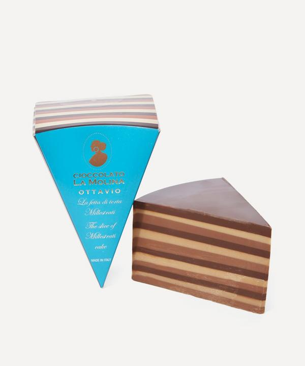 Millestrati Triple Chocolate Slice 250g