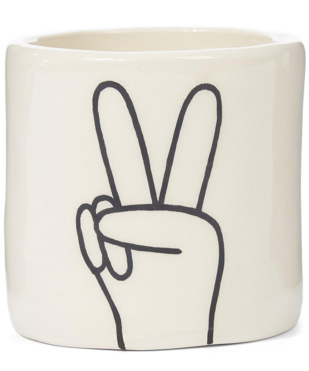 Peace Cactus Pot