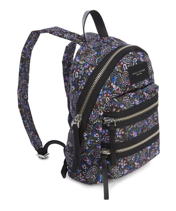 Mini Garden Paisley Biker Backpack