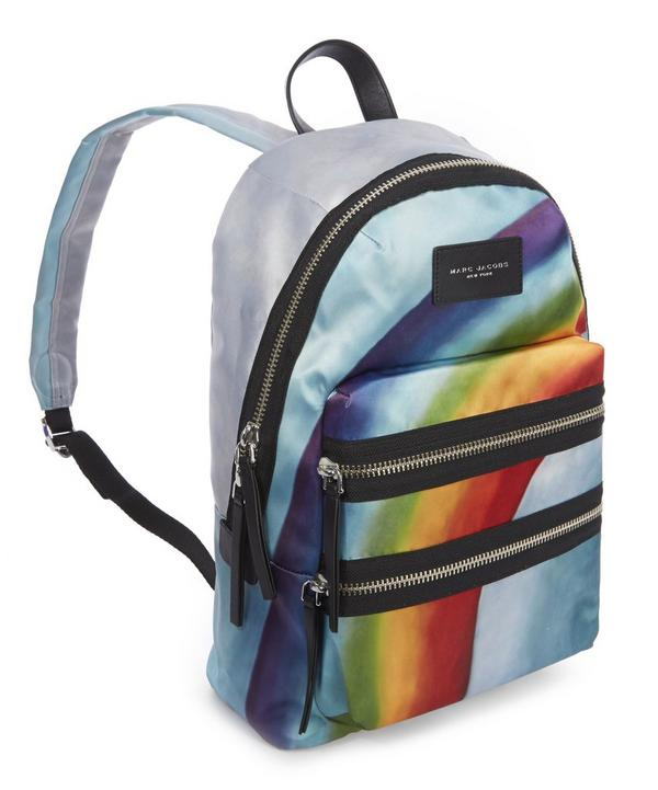 Rainbow Biker Backpack