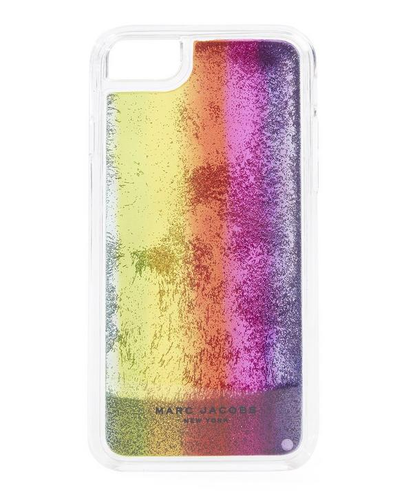 Glitter Rainbow iPhone 7 Case