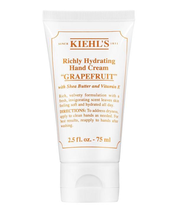 Richly Hydrating Grapefruit Hand Cream 75ml
