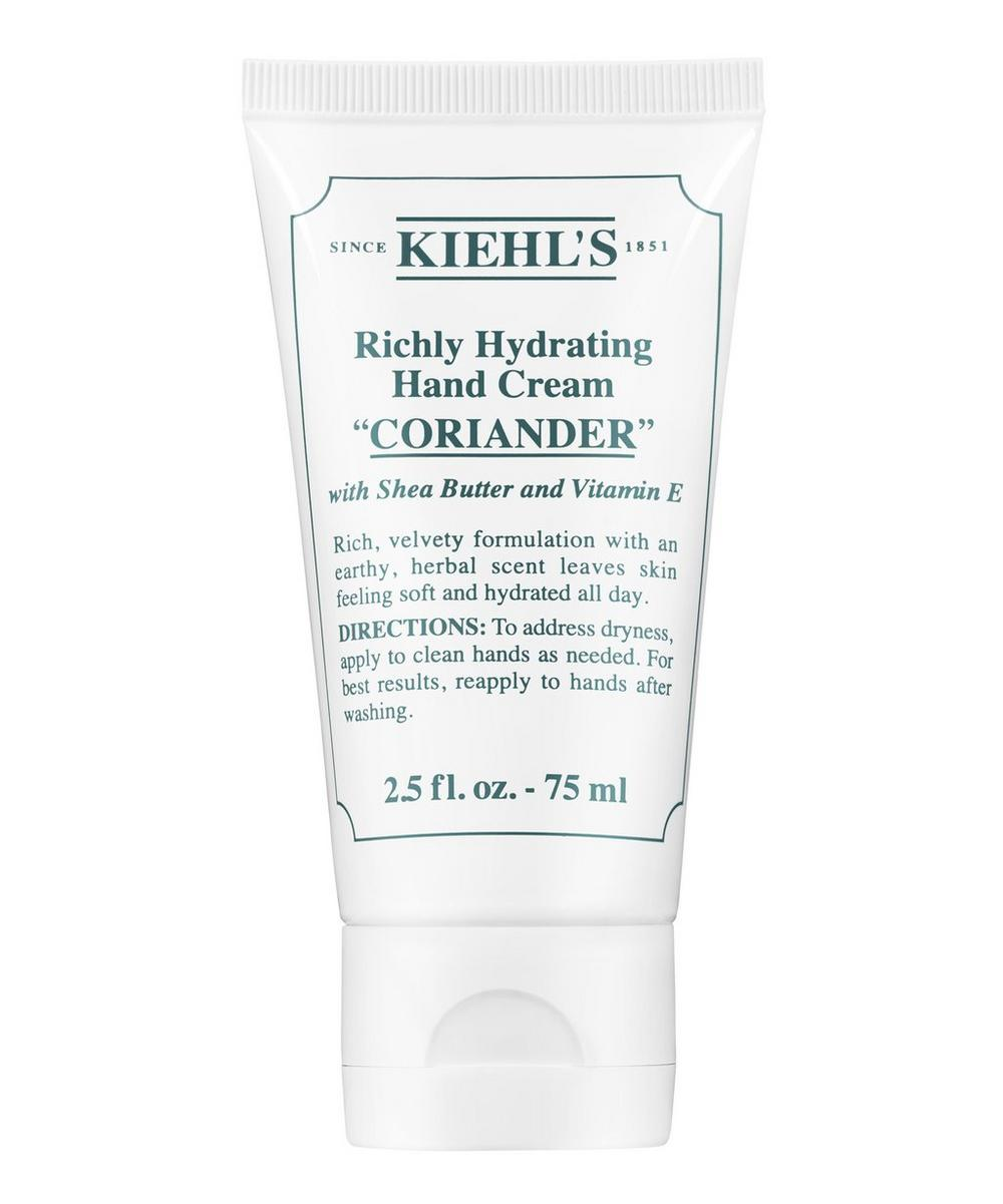 Richly Hydrating Coriander Hand Cream 75ml