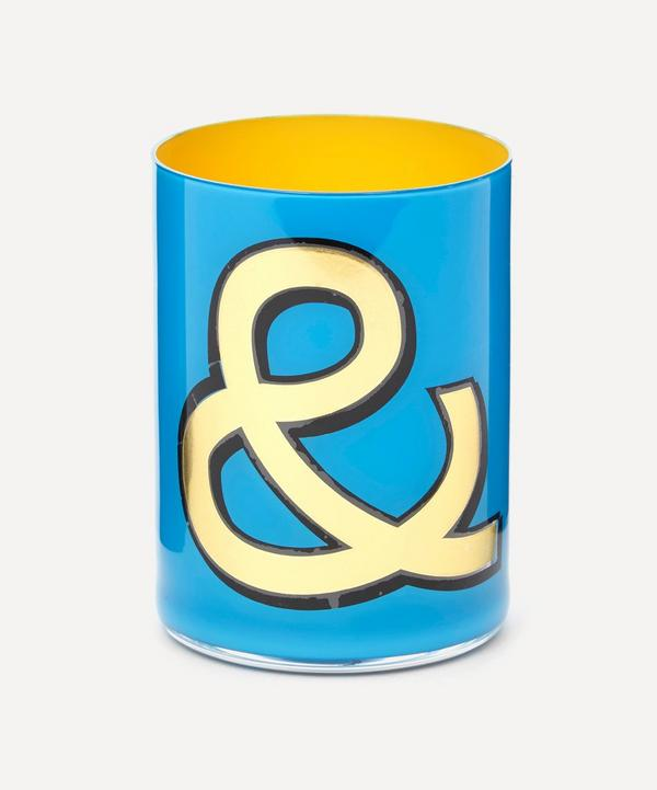 Brush Pot Ampersand