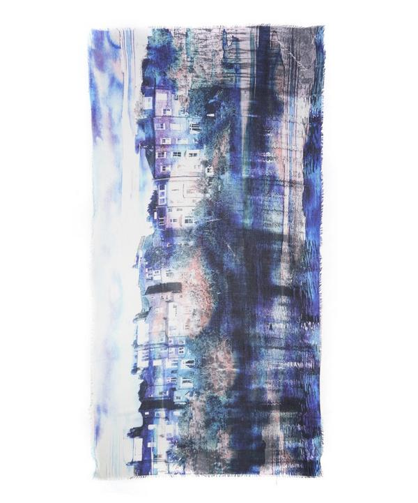 Heath Landscape Silk Scarf