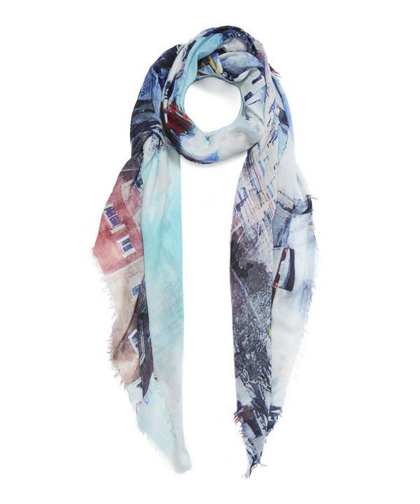 Carrie Print Scarf