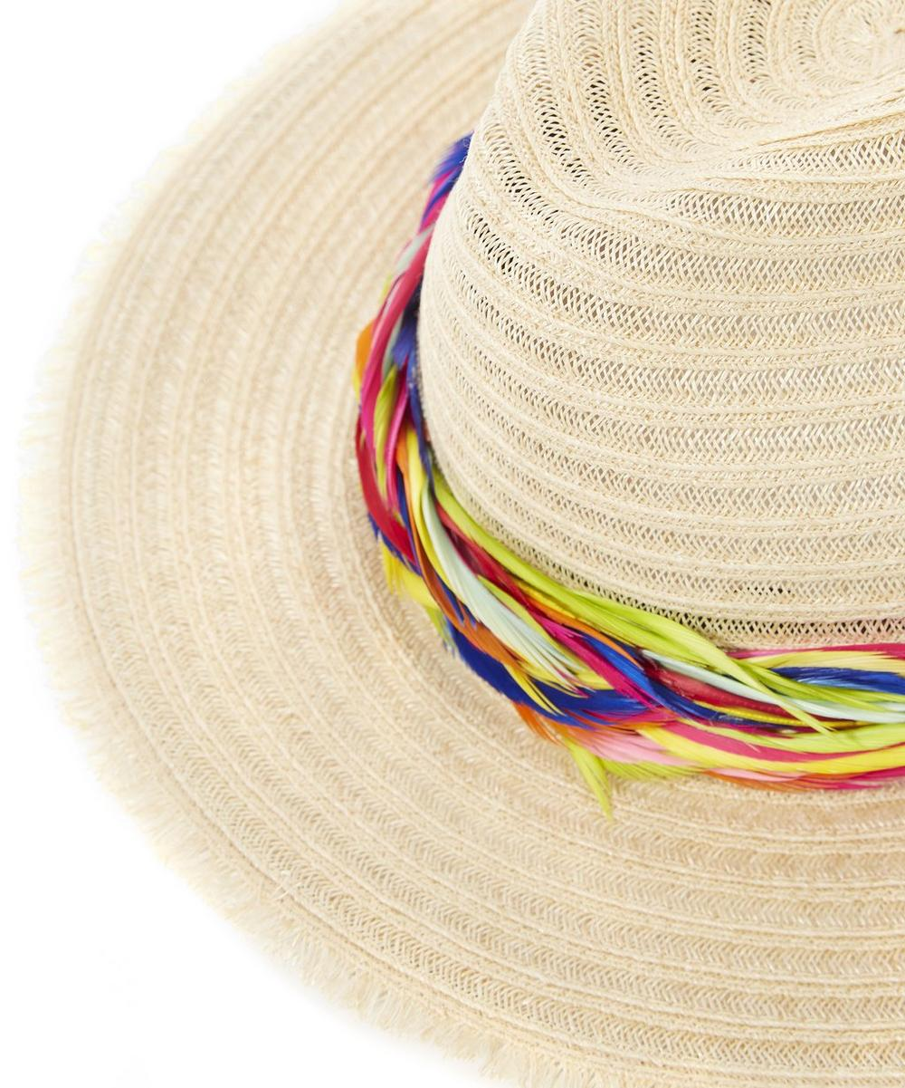 Courtney Coloured Band Hat