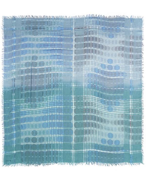 Fiona Geometric Print Scarf