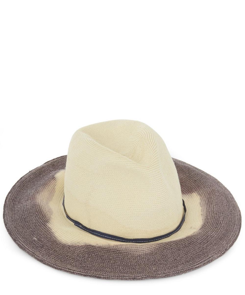 Frederika Dip-Dyed Hat