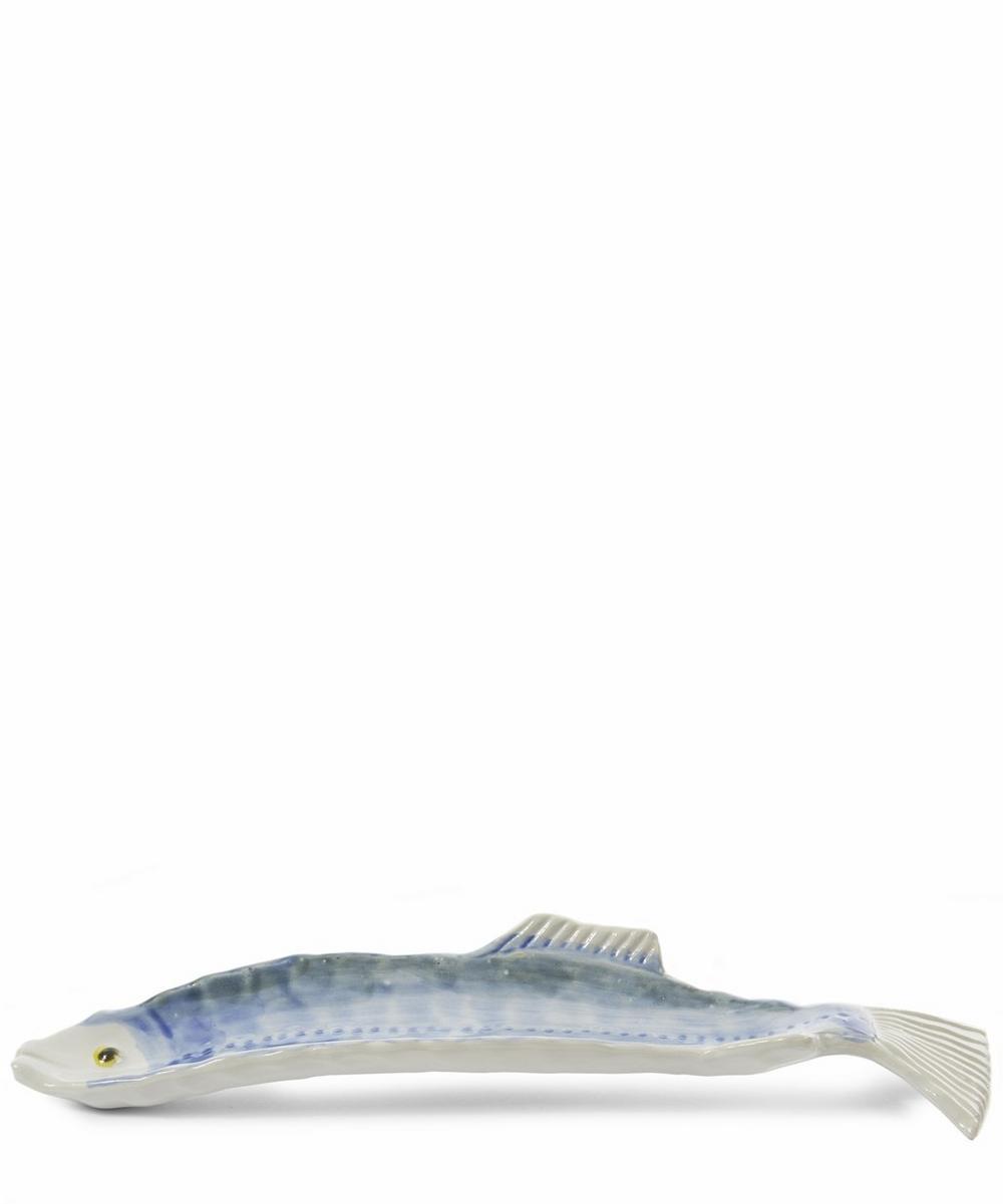 Anouk Medium Blue Fish Plate