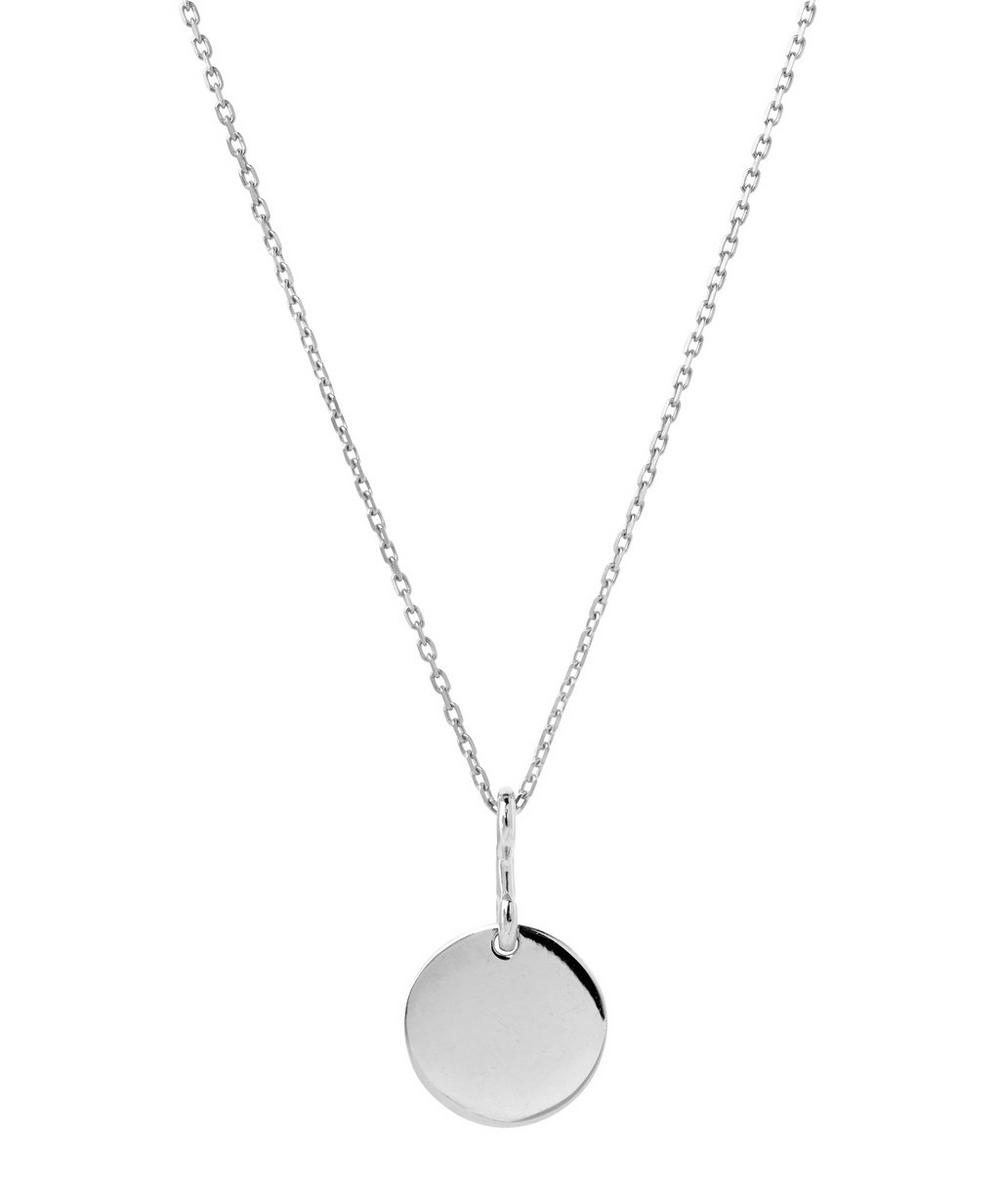 Silver 65cm Bell Necklace