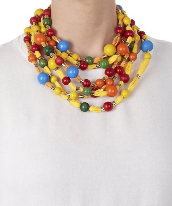 Merida Beaded Necklace